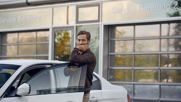 Unsere aktuelle Aktionen & Angebote: BMW Service 5+.