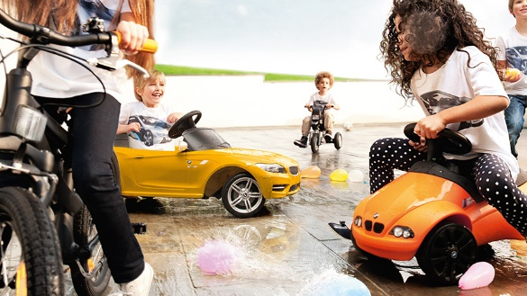 Autohaus Melkus BMW KIDS COLLECTION