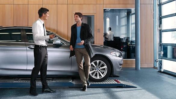 BMW Service und Zubehör