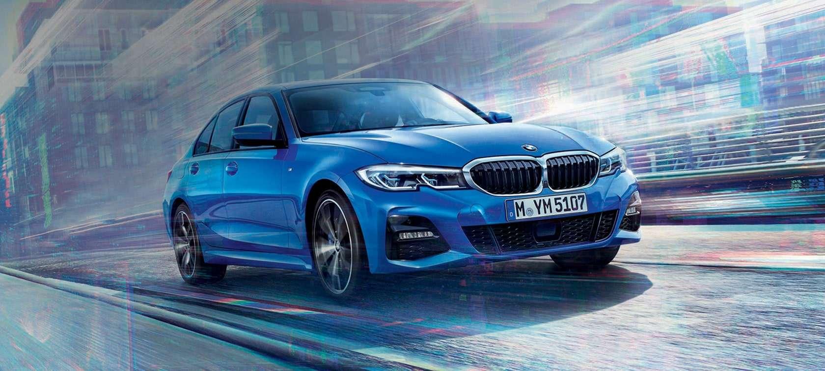 DER WEG ZU IHREM BMW.
