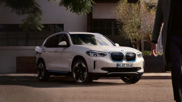 Unsere aktuelle Aktionen & Angebote: Der erste vollelektrische BMW iX3.