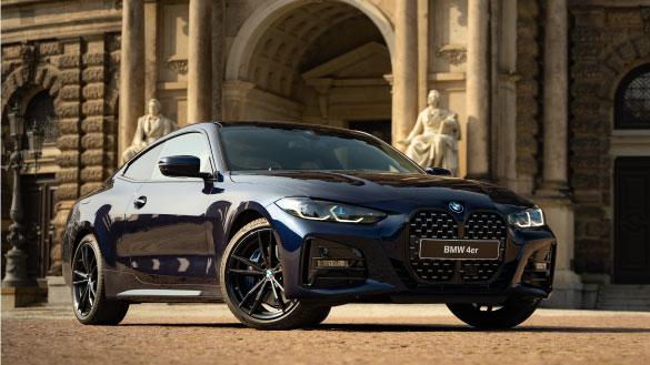 BMW Autohaus Melkus - BMW 4er Coupé