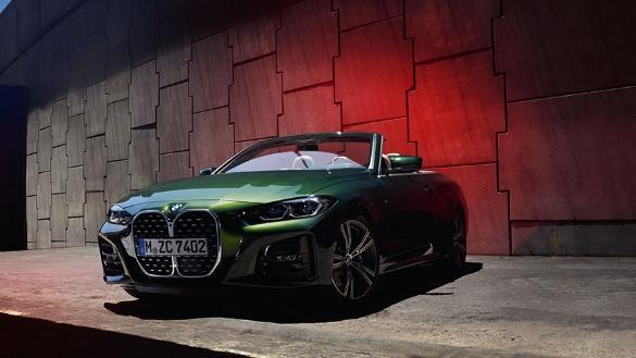 WECKT DAS VERLANGEN – das neue BMW 4er Cabrio. Bei Ihren BMW Autohaus Melkus.